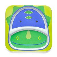 Skip Hop Zoo Divided Plate