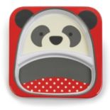 Skip Hop Zoo Divided Plate
