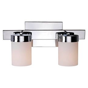 Kenroy Home Eastlake 2-Light Vanity Wall Sconce