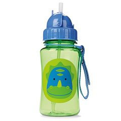 Skip Hop Zoo 12-ounce Straw Bottle