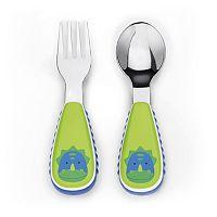 Skip Hop Zootensils Fork & Spoon Set