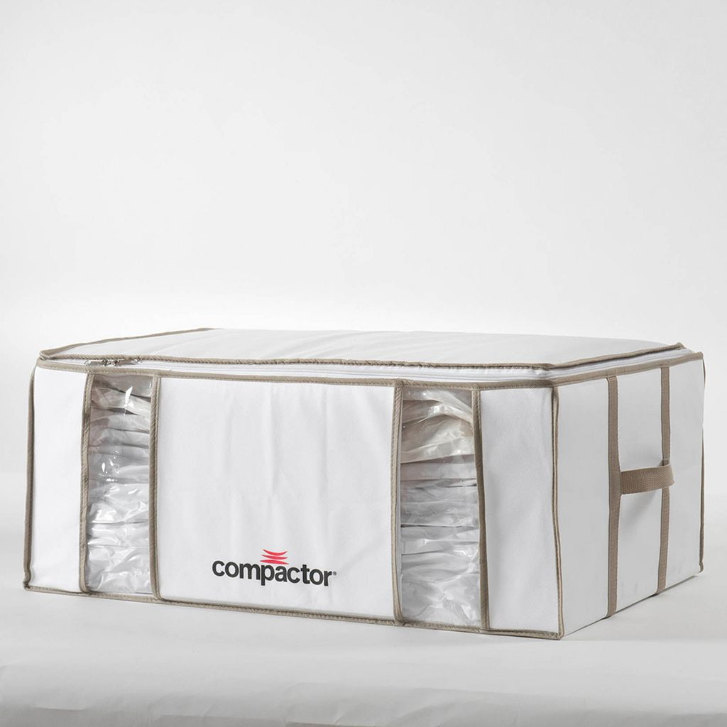 Compactor Soft Tote Vacuum Storage System