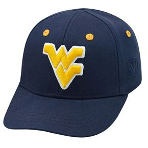 Infant Top of the World West Virginia Mountaineers Cub One-Fit Cap