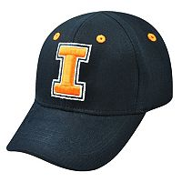 Infant Top of the World Illinois Fighting Illini Cub One-Fit Cap