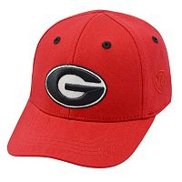 Infant Top of the World Georgia Bulldogs Cub One-Fit Cap