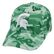 Adult Top of the World Michigan State Spartans Gulf One-Fit Cap