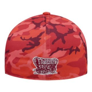 Adult Top of the World Oklahoma Sooners Gulf One-Fit Cap