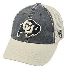 Adult Top of the World Colorado Buffaloes Offroad Cap