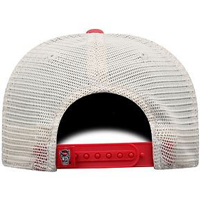 Adult Top of the World North Carolina State Wolfpack Offroad Cap