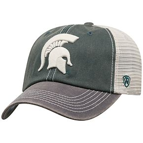 Adult Top of the World Michigan State Spartans Offroad Cap
