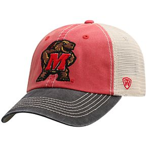 Adult Top of the World Maryland Terrapins Offroad Cap