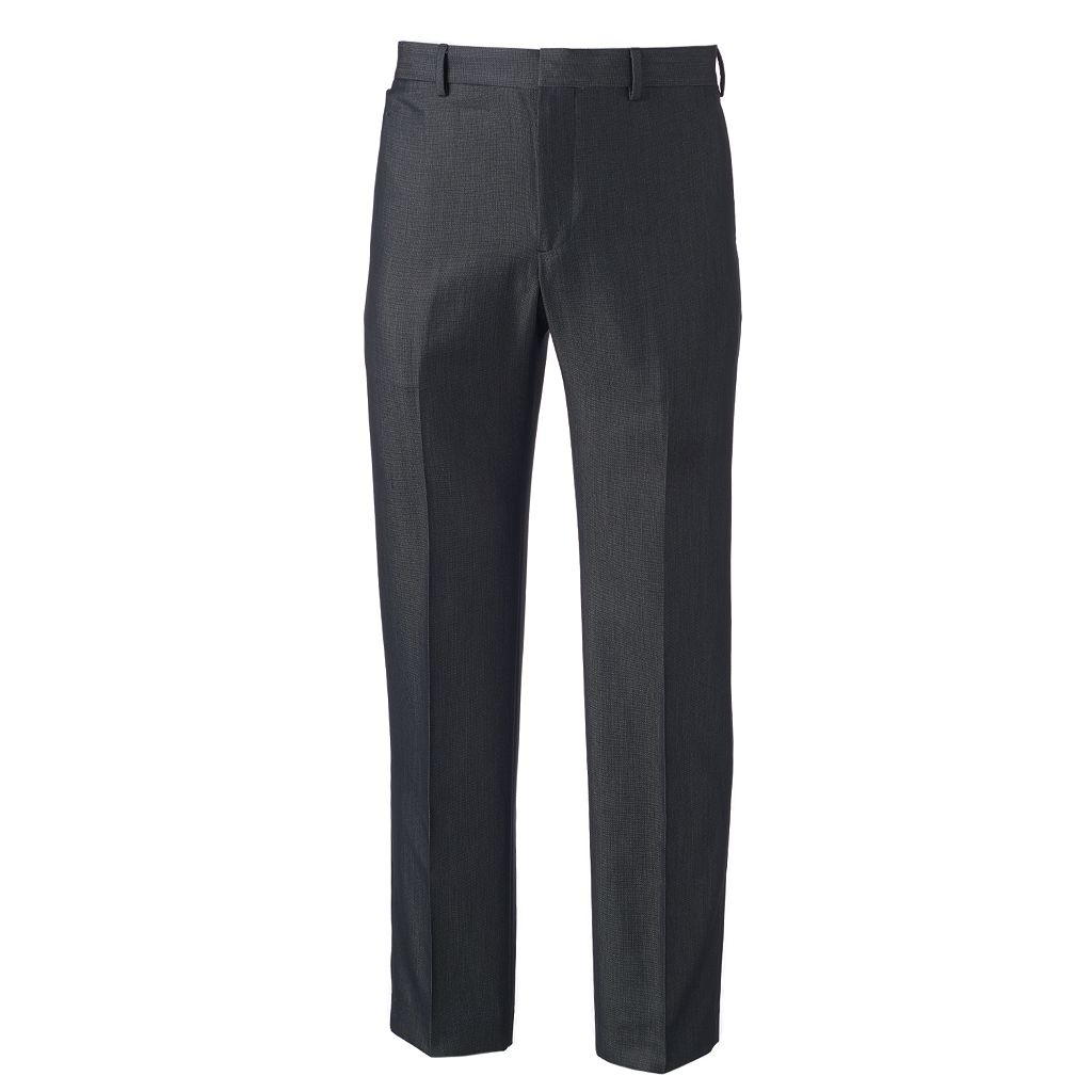 Men's Apt. 9® Slim-Fit Textured Dress Pants