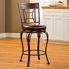 Portland Swivel Counter Stool