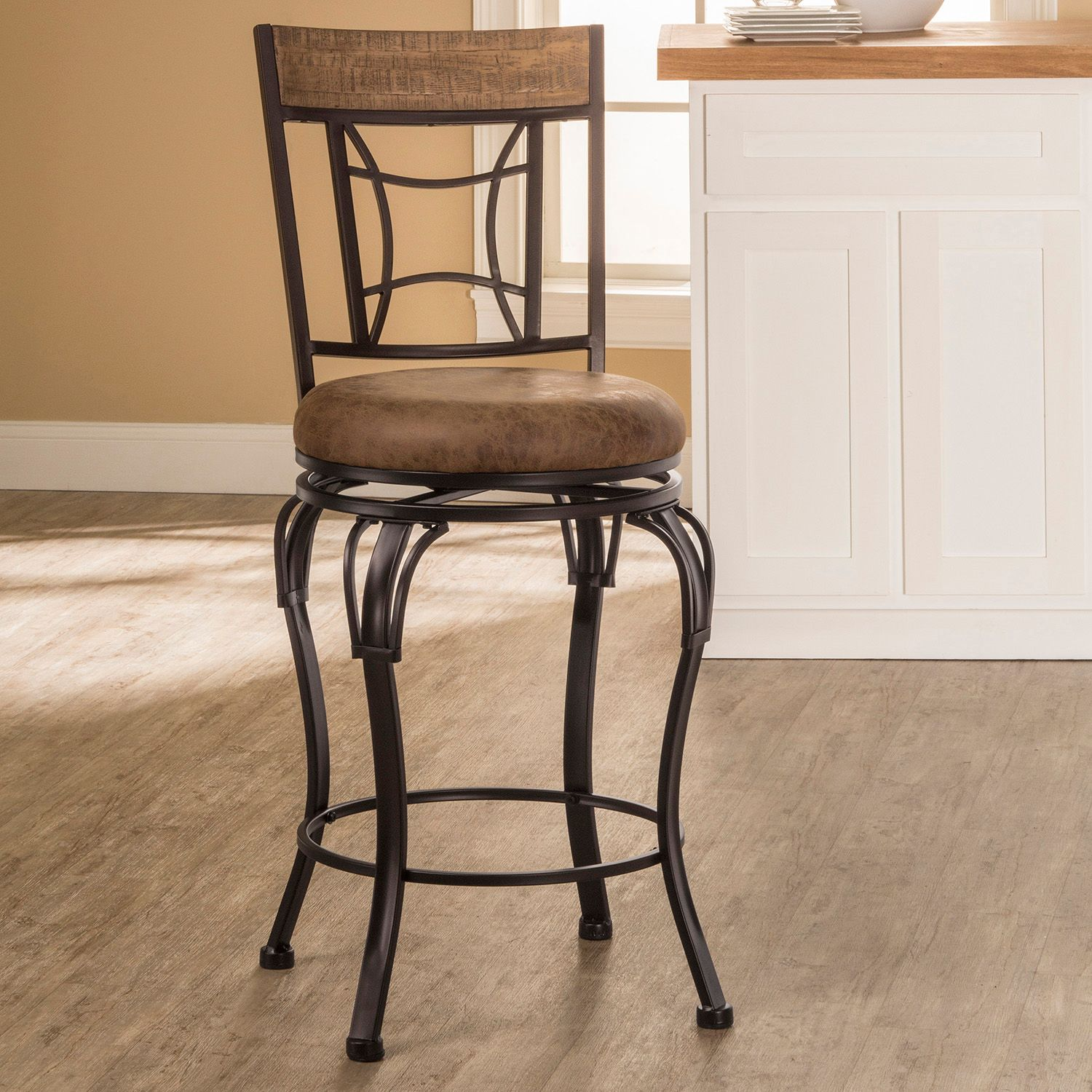 Portland Swivel Counter Stool & Counter Stools Indoor Stools - Chairs Furniture | Kohlu0027s islam-shia.org