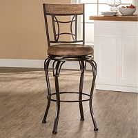 Portland Swivel Bar Stool