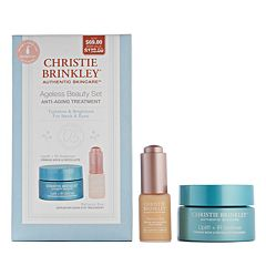 Christie Brinkley Authentic Skincare 2 pc Ageless Beauty Gift Set