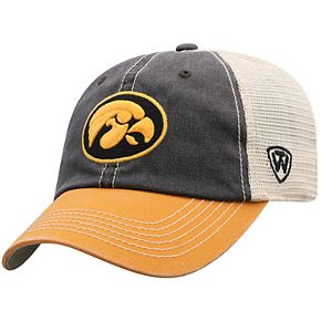 Adult Top of the World Iowa Hawkeyes Offroad Cap
