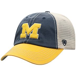 Adult Top of the World Michigan Wolverines Offroad Cap
