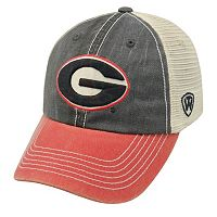Adult Top of the World Georgia Bulldogs Offroad Cap