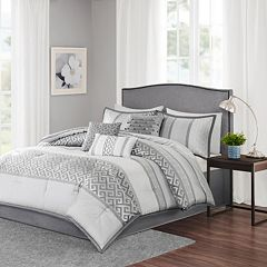 Madison Park Chandler 7 pc Bed Set