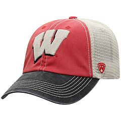Adult Top of the World Wisconsin Badgers Offroad Cap
