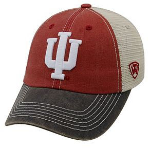 Adult Top of the World Indiana Hoosiers Offroad Cap