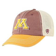 Adult Top of the World Minnesota Golden Gophers Offroad Cap