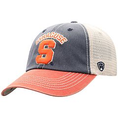 Adult Top of the World Syracuse Orange Offroad Cap