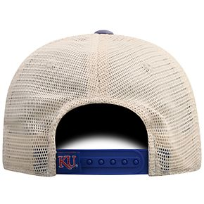 Adult Top of the World Kansas Jayhawks Offroad Cap