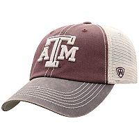 Adult Top of the World Texas A&M Aggies Offroad Cap