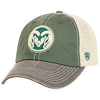 Adult Top of the World Colorado State Rams Offroad Cap