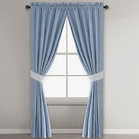Harbor House 2-pack Crystal Beach Window Curtains - 42'' x 84''