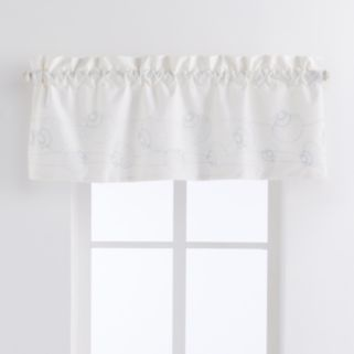 Harbor House Crystal Beach Valance - 48'' x 16''