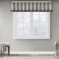 Madison Park Meyers Valance - 50'' x 18''