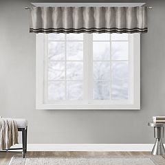 Madison Park Meyers Window Valance - 50'' x 18''