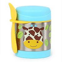 Skip Hop Zoo 11-ounce Insulated Food Jar