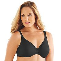 Lilyette Bras: Endless Smooth Unlined Full-Figure Minimizer Bra LY0905