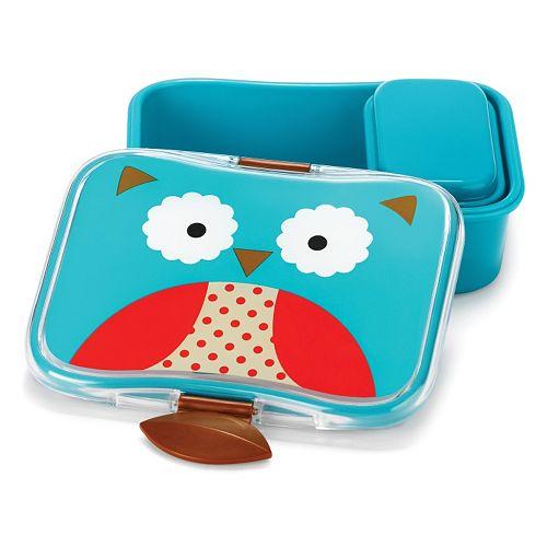 Skip Hop Zoo 24-ounce Lunchbox Kit