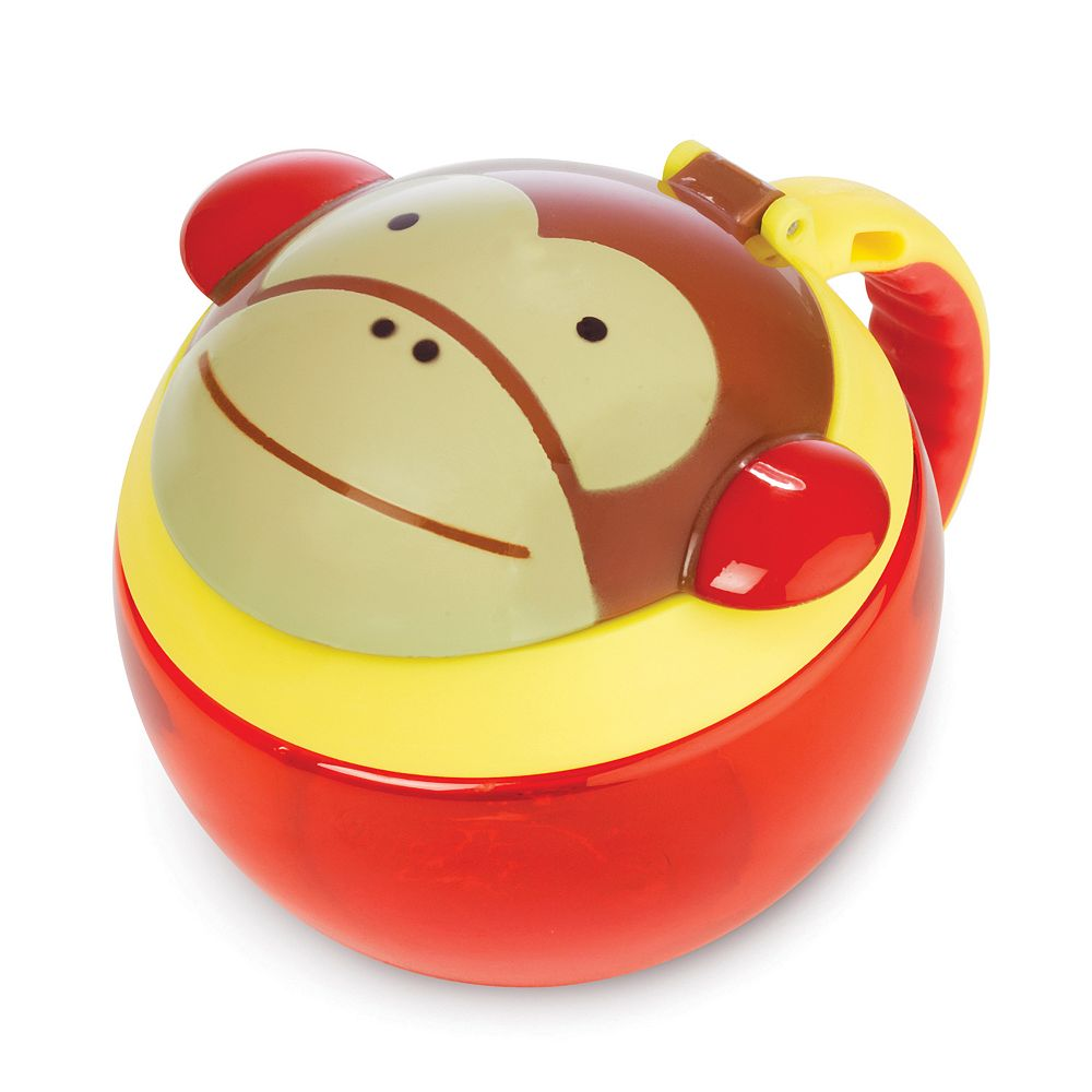 Skip Hop Zoo 24-ounce Snack Cup