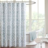 Madison Park Pure Lucia Shower Curtain