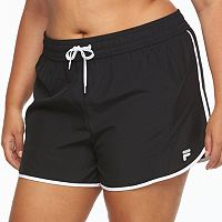 Plus Size FILA SPORT® Perfect Running Shorts