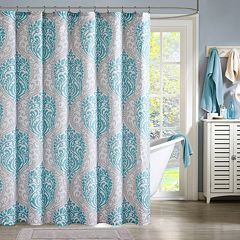 Intelligent Design Lilly Shower Curtain