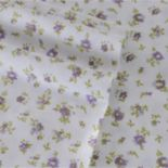 Laura Ashley Lifestyles Petite Fleur 4 pc 300 Thread Count Sheet Set