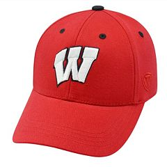 Youth Top of the World Wisconsin Badgers Rookie Cap