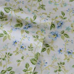 Laura Ashley Lifestyles Spring Bloom 4-piece 300 Thread Count Sheet Set