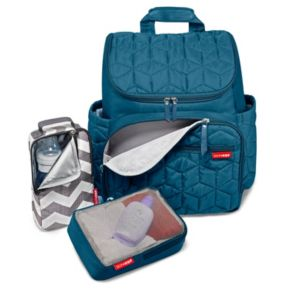 Skip Hop Forma Quilted Diaper Backpack