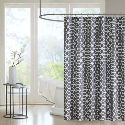 Madison Park Pure Andrea Shower Curtain
