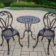 Grace 3-piece Bistro Set
