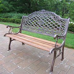Mississippi High Back Bench