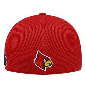Adult Top of the World Louisville Cardinals Resurge Mesh Elite Cap